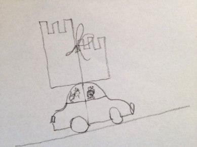 Castello-e-auto